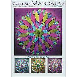Risco ampliado Mandala 3