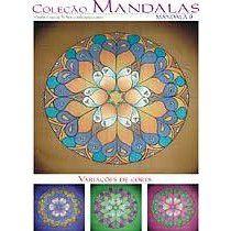 Risco ampliado Mandala 9