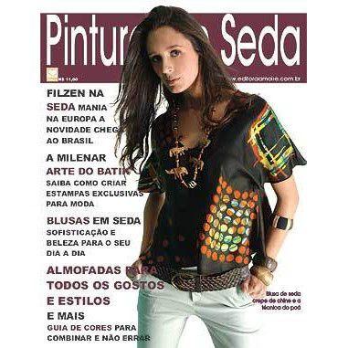 Revista Pintura em Seda nº3