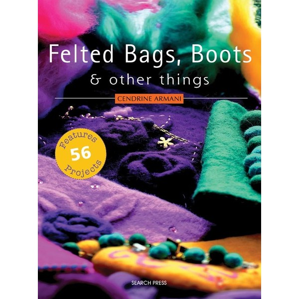 Livro ´Felt Bags, Boots & Other Things´
