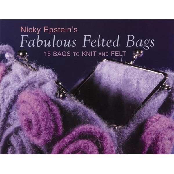 Livro ´Fabulous Felted Bags´