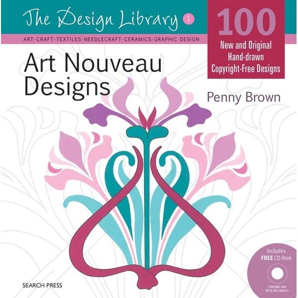 Livro ´Art Nouveau Designs´