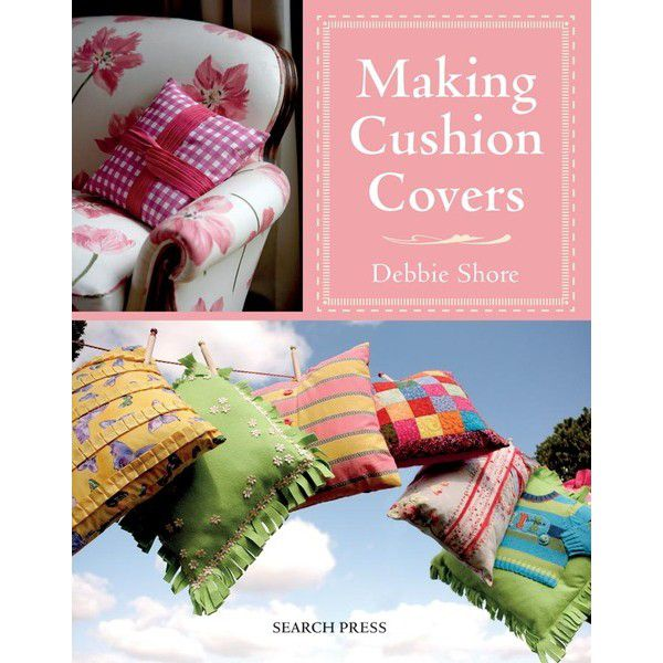 Livro ´Making Cushion Covers´