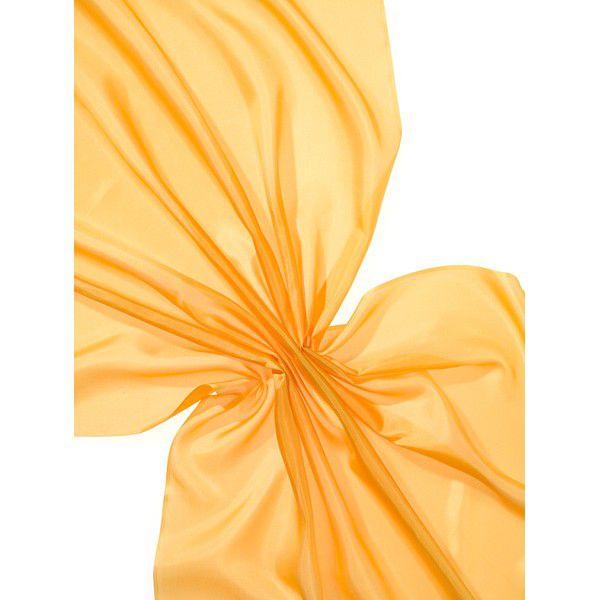 Crepe Cetim 12 Seda 30% Rayon 70%140cm larg. ´Amarelo´