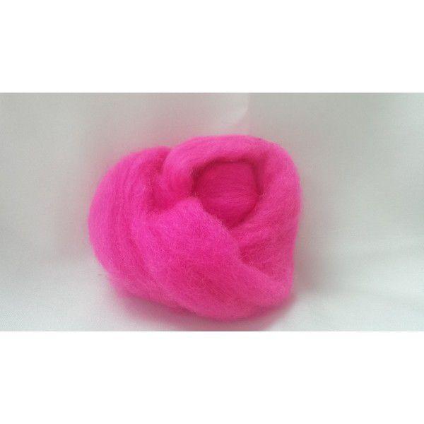 Lã Merino 23MIC Pink - 10g