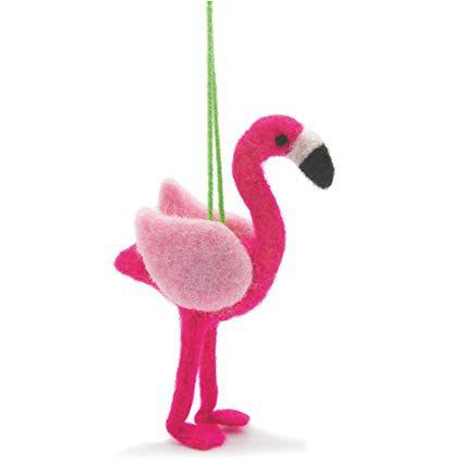 Kit para Feltrar - Flamingo