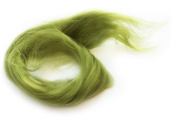 Mechas de Seda Pura Natural Green (nova)