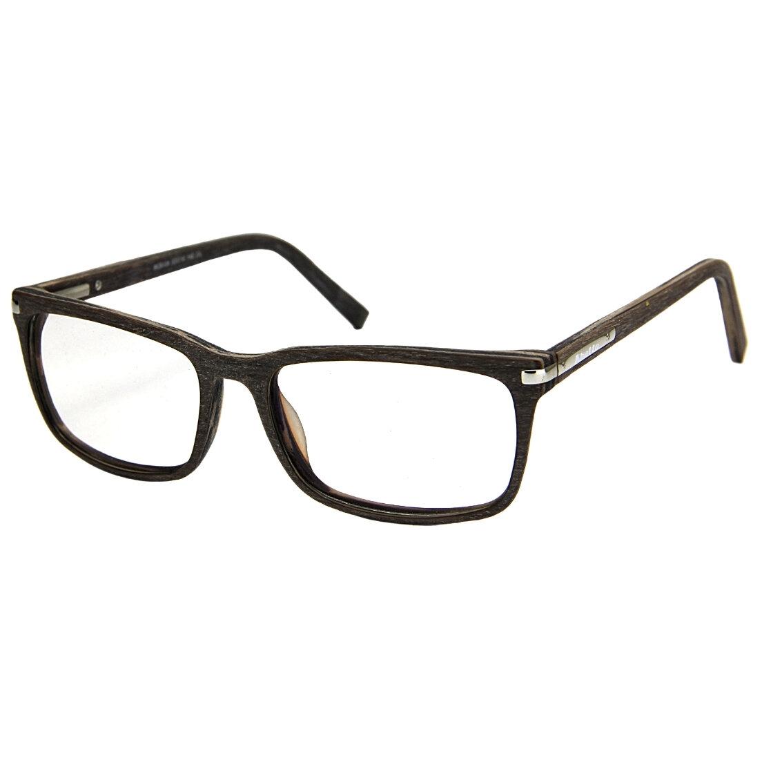 Armação de Óculos Khatto Madeira Square Cool - C030