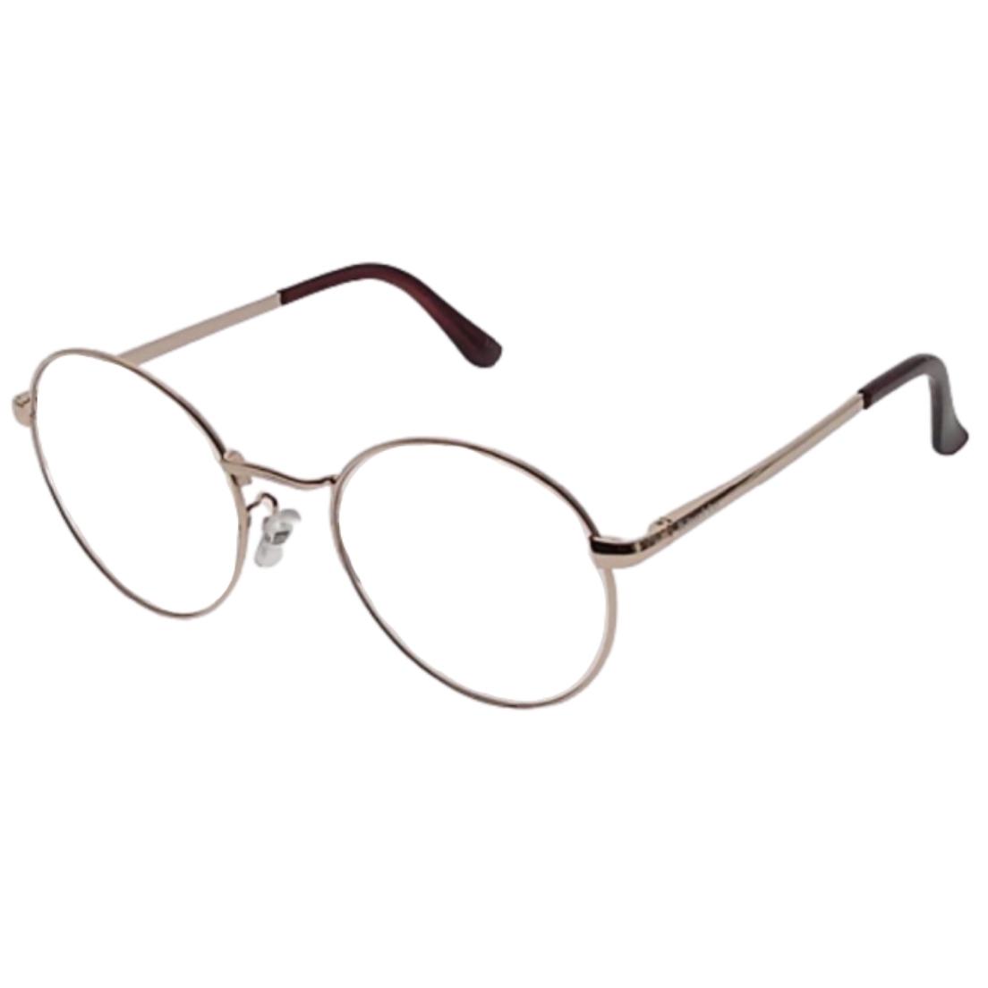 Armação de Óculos Khatto Round Vintage - C143