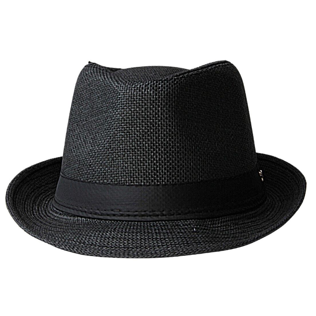 Chapéu Panamá Khatto Black