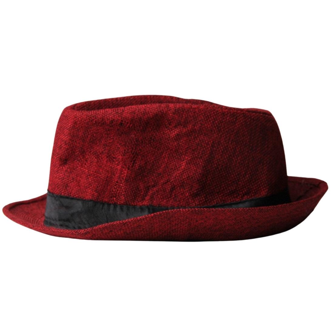 Chapéu Panamá Khatto Red