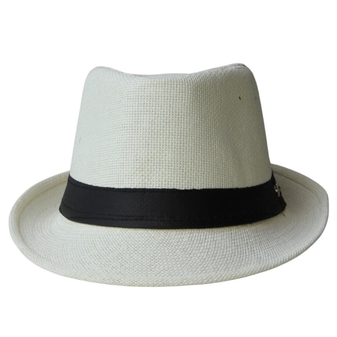 Chapéu Panamá Khatto White