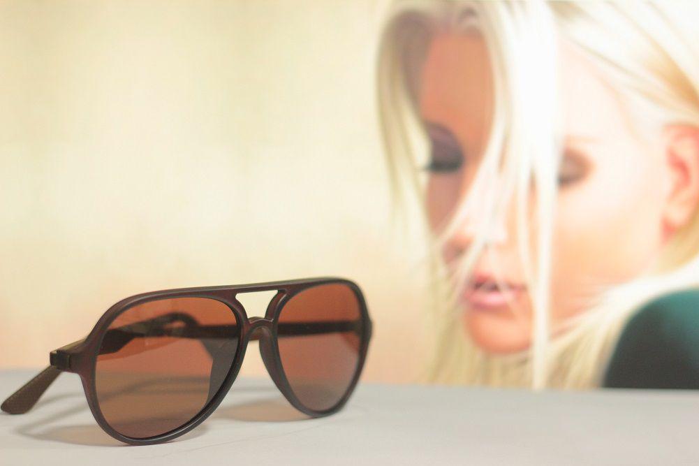 Óculos de Sol Khatto Aviador Grumman