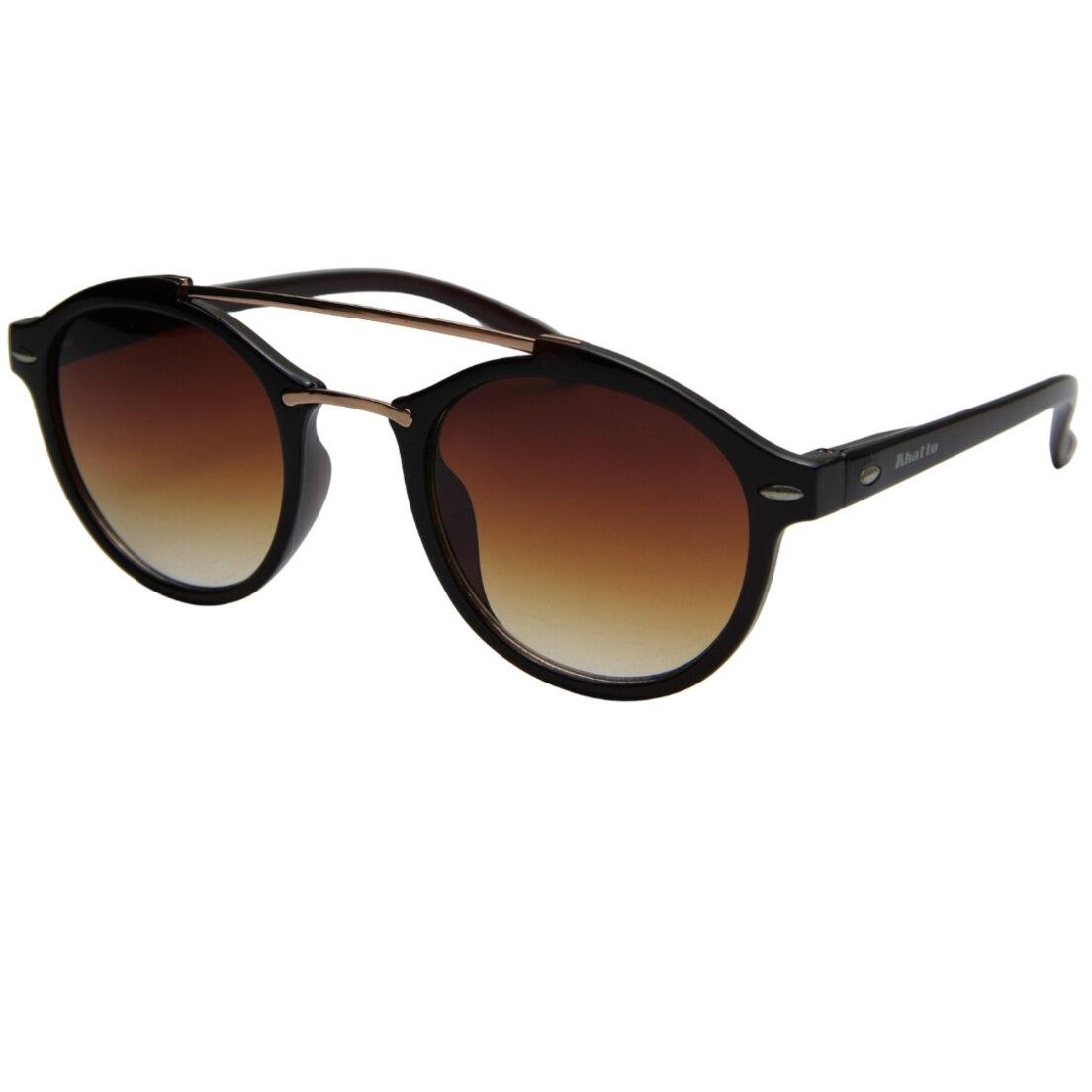 Óculos de Sol Khatto Caçador Gold - C120
