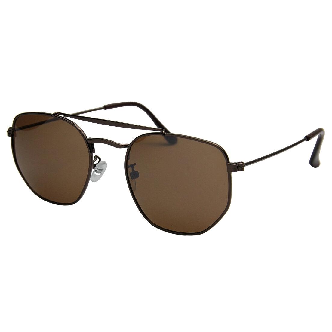 Óculos de Sol Khatto Caçador Hexagonal - C102