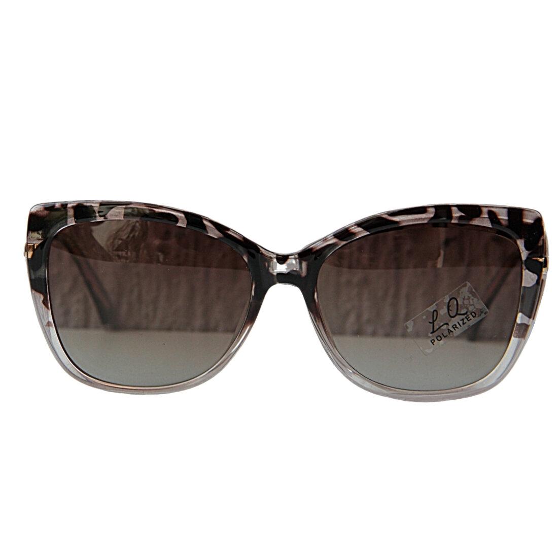 Óculos de Sol Khatto Clip On Square Duo  Polarizado - C106
