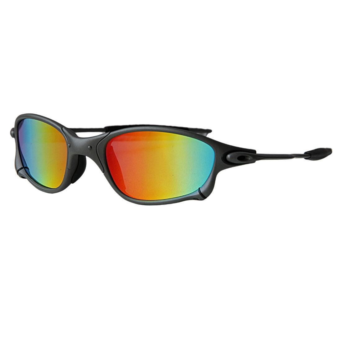 Óculos de Sol Khatto Julié Bicolor Polarizado - C078