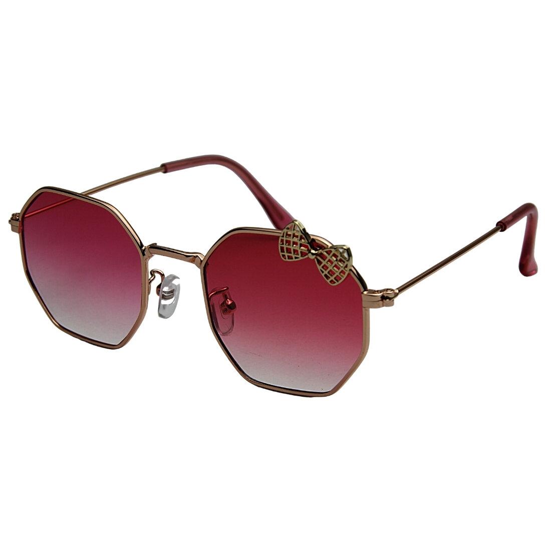 Óculos de Sol Khatto Kids Hexagonal - C010