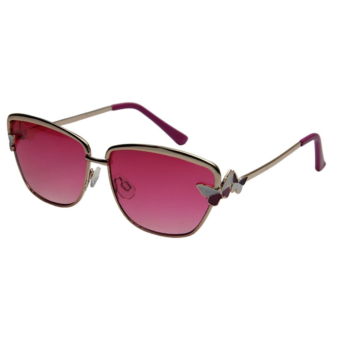 Óculos de Sol Khatto Kids Retrô Butterfly - C013