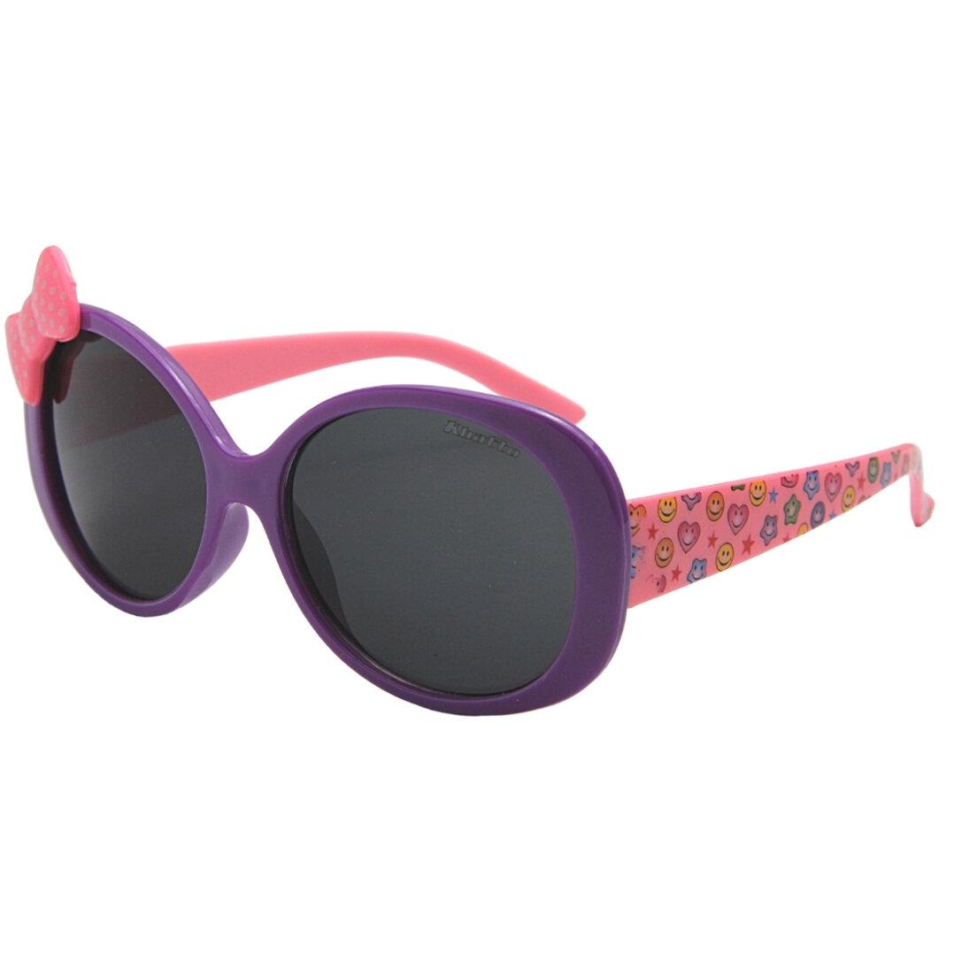 Óculos de Sol Khatto Kids Retrô Lacinho - C101