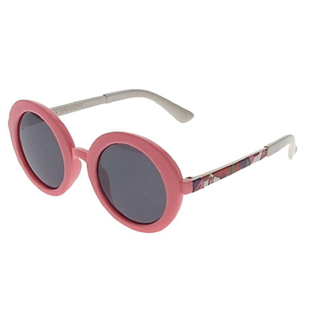 Óculos de Sol Khatto Kids Retrô Rose - PU