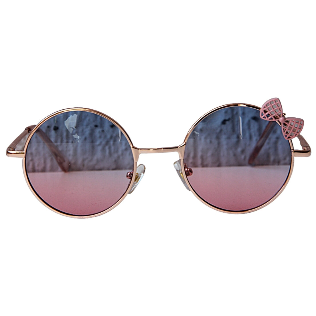 Óculos de Sol Khatto Kids Round Alicia - C044
