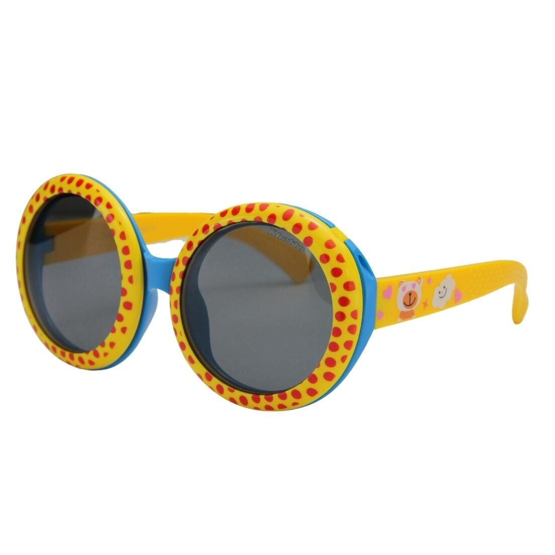 Óculos de Sol Khatto Kids Round Eyes - C034