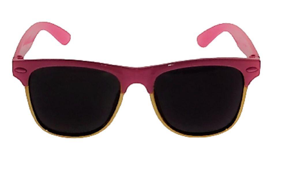 Óculos de Sol Khatto Kids Way Pink - C011