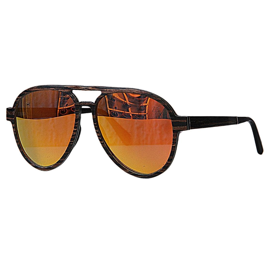 Óculos de Sol Khatto Madeira Aviador Sun - C008