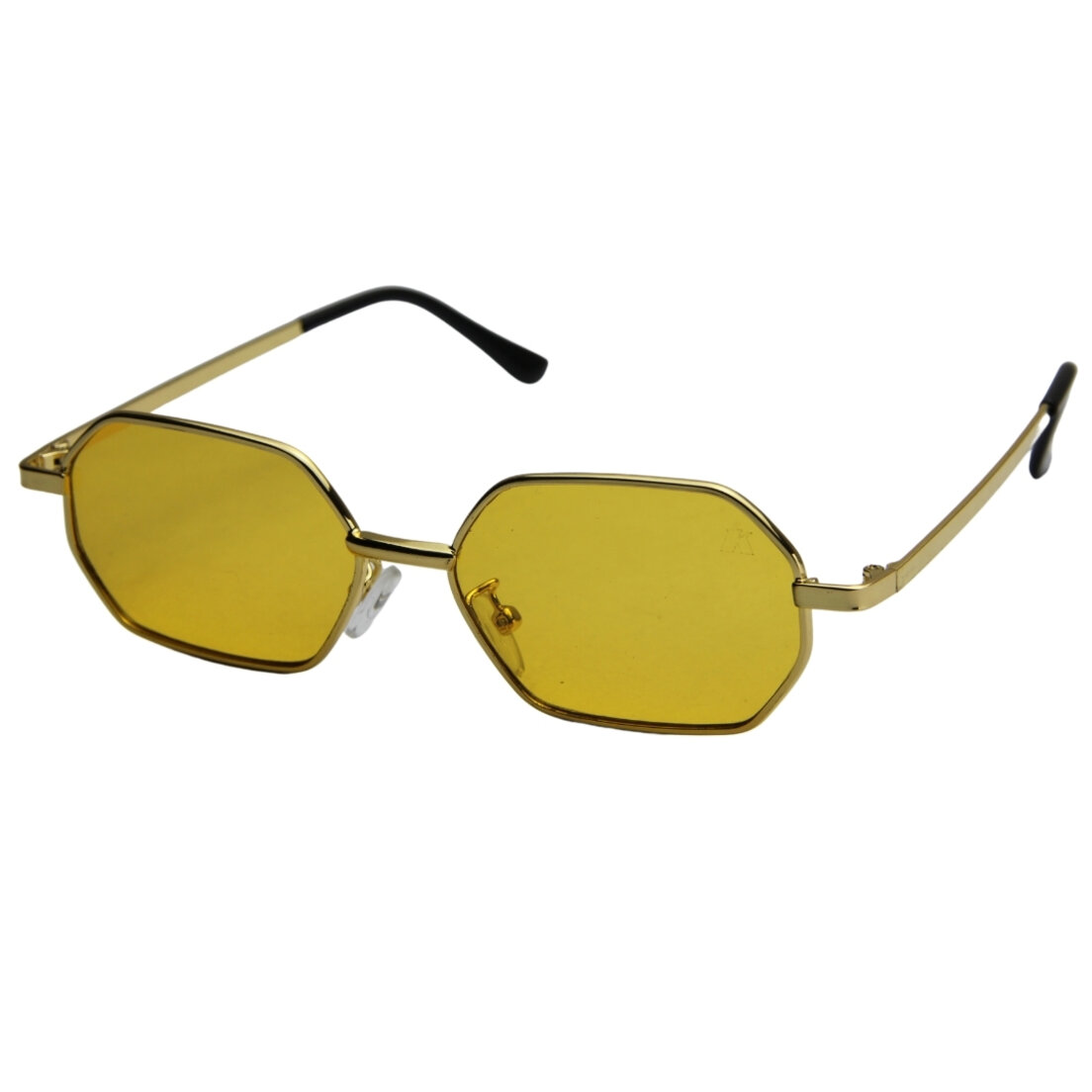 Óculos de Sol Khatto Retrô Hexagonal - C010