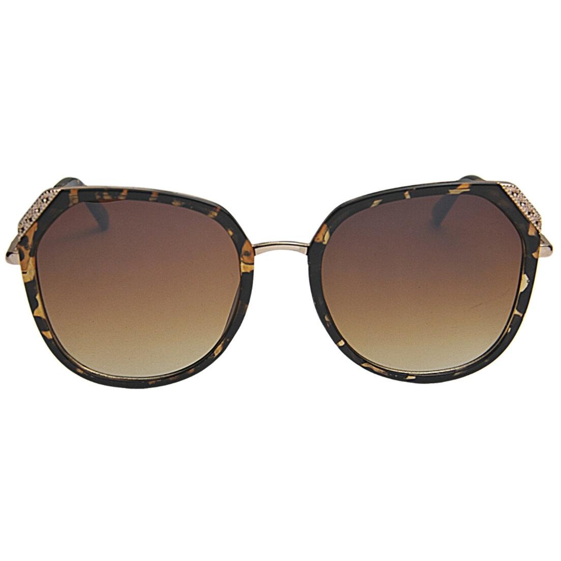 Óculos de Sol Khatto Round Astrid Italiano - PU