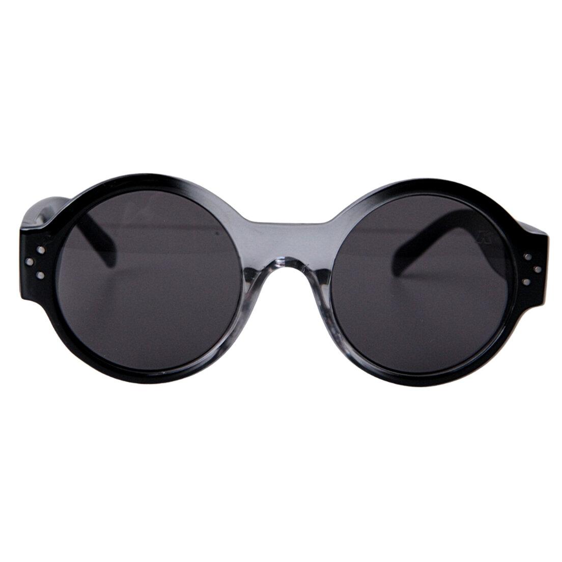 Óculos de Sol Khatto Round Ayla Italiano - PU