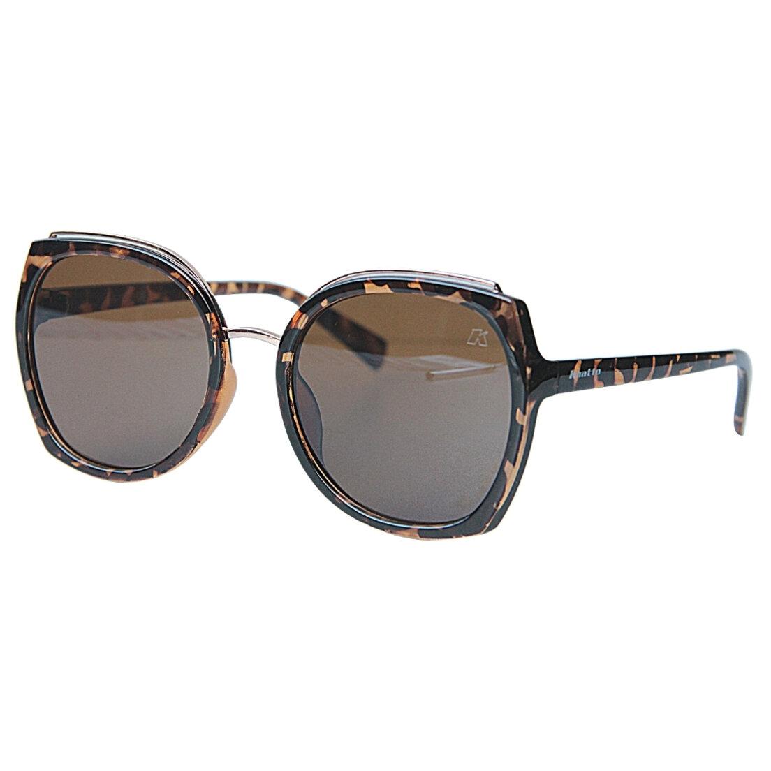 Óculos de Sol Khatto Round Louise Italiano - C067