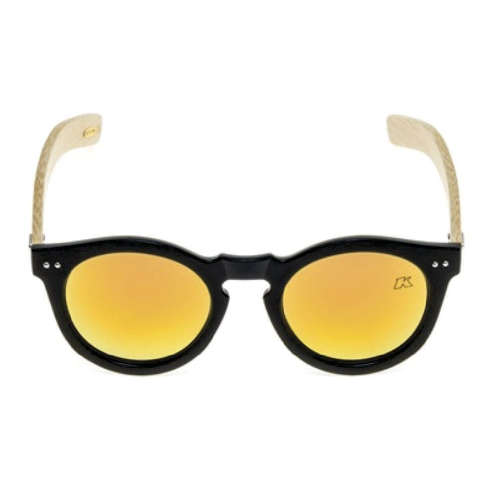 Óculos de Sol Khatto Round Young Bambú