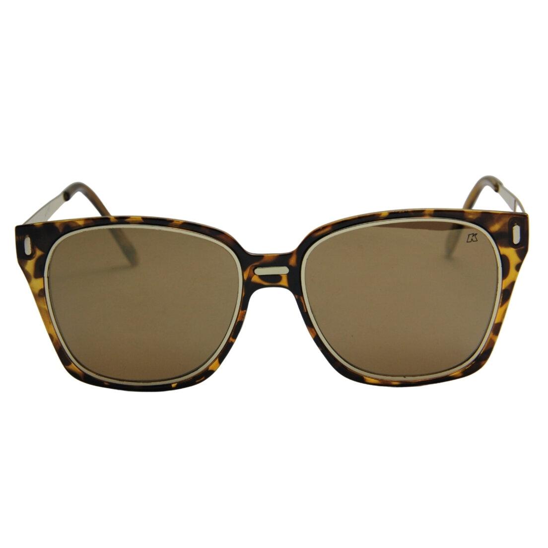 Óculos de Sol Khatto Square Guepardo - PU