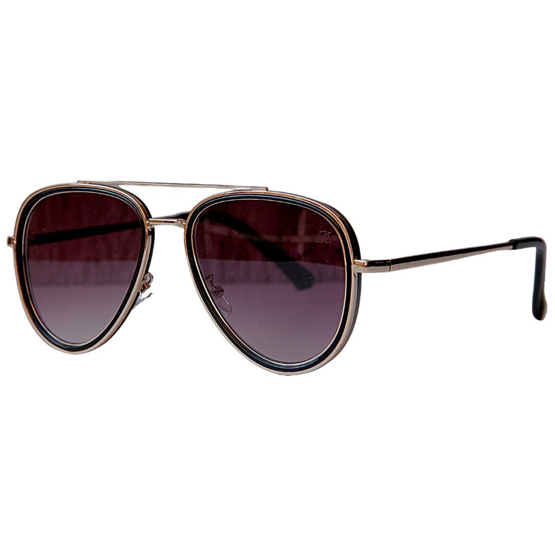 OUTLET - Óculos de Sol Khatto Aviador Black
