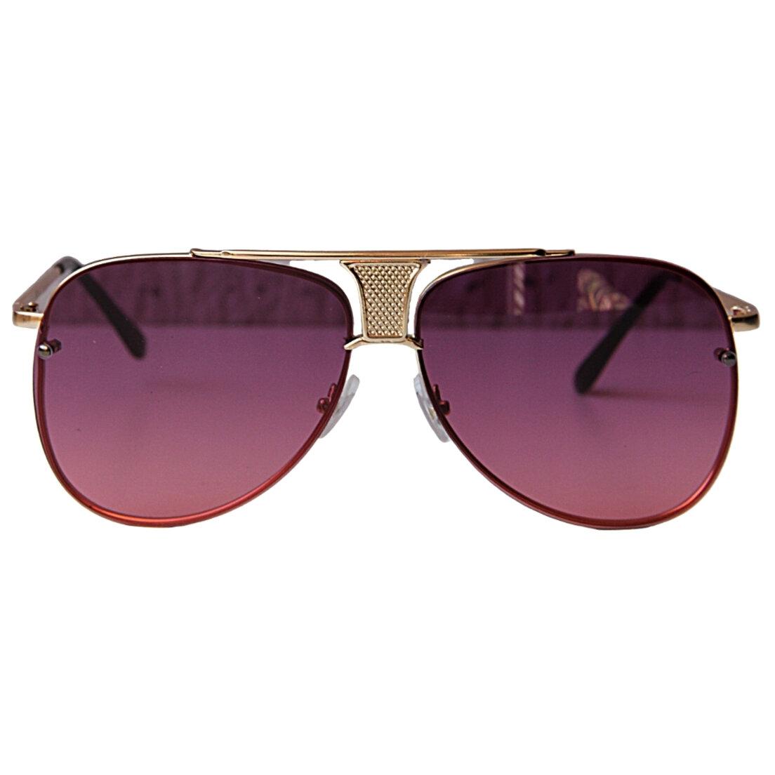 OUTLET - Óculos de Sol Khatto Aviador Retrô - Roxo