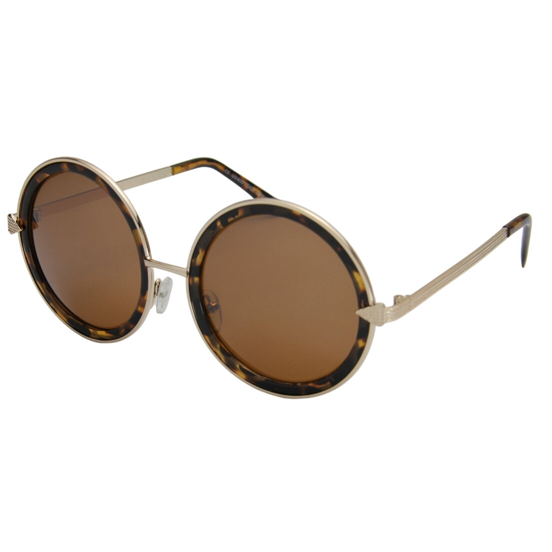 OUTLET - Óculos de Sol Khatto Retrô Round Vintage