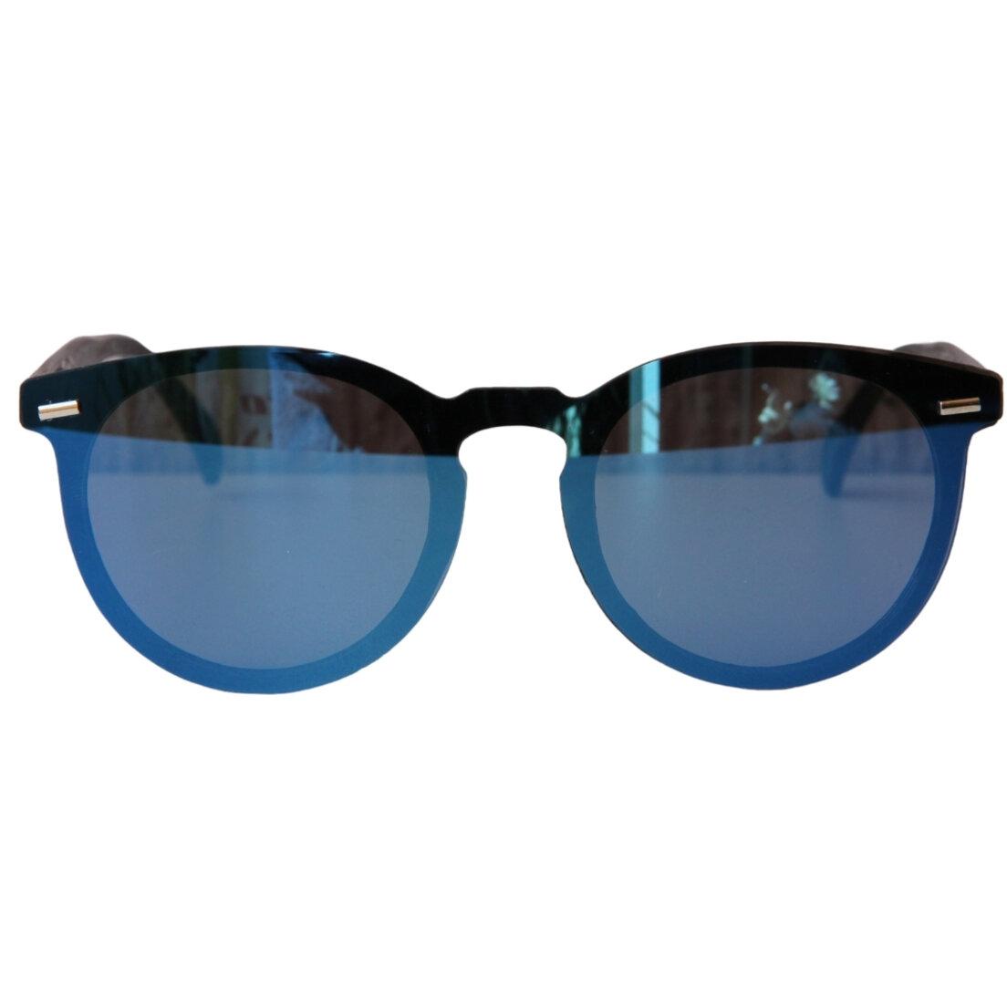 OUTLET - Óculos de Sol Khatto Round Color All Lens Blue