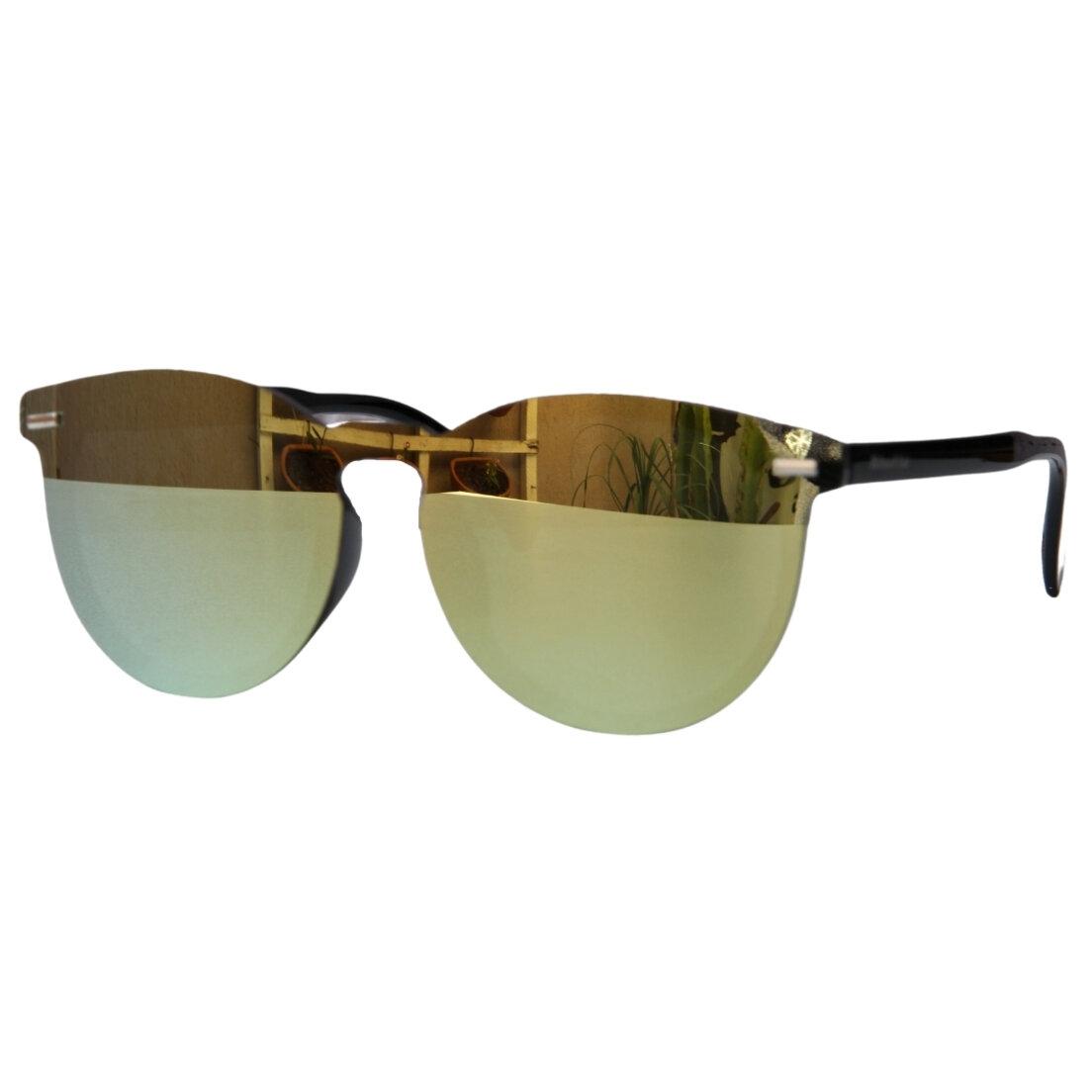 OUTLET - Óculos de Sol Khatto Round Color All Lens Yellow
