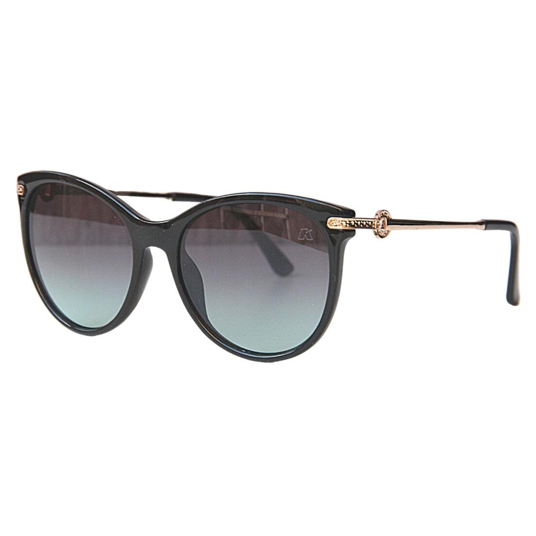 OUTLET - Óculos de Sol Khatto Round - Verde