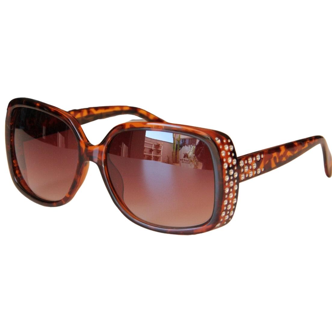 OUTLET - Óculos de Sol Khatto Square Large - Onça