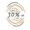 30 % Off Esportivos