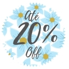 20% Off Clip on