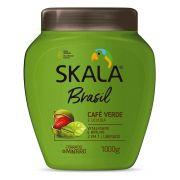 Creme de tratamento Café Verde e Ucuuba