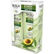 Kit Shampoo + Condicionador Bomba de Vitaminas Abacate