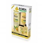 Kit Shampoo + Condicionador Bomba de Vitaminas com Banana