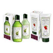 Kit Shampoo, condicionador Avocado + máscara Pepper Force