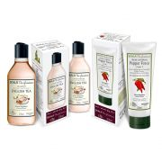 Kit Shampoo e condicionador English Tea + máscara Pepper Force