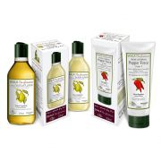 Kit Shampoo e condicionador Sicilian Lemon + máscara Pepper Force